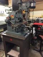 Atlas Mfc Horizontal Milling Machine Restoration Calgary