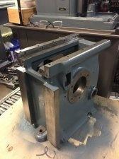 Early Version Atlas 7 inch Shaper Rebuild   Calgary